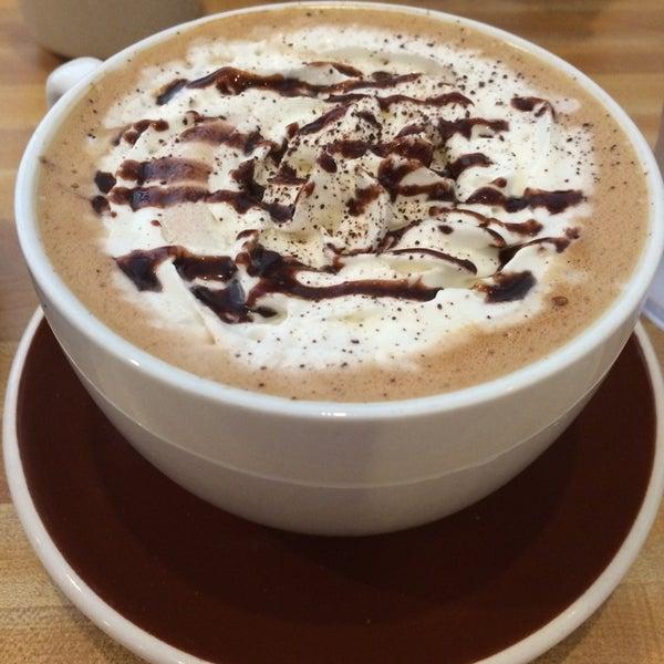 Photo taken at Harry's Coffee Shop by Matt S. on 5/4/2014