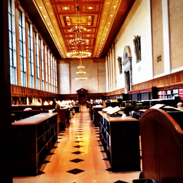 Photo taken at Butler Library by Lauren  on 9/26/2013
