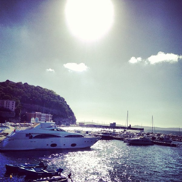 Photo taken at Isola di Nisida - Nisida Island by Nicola T. on 5/19/2013
