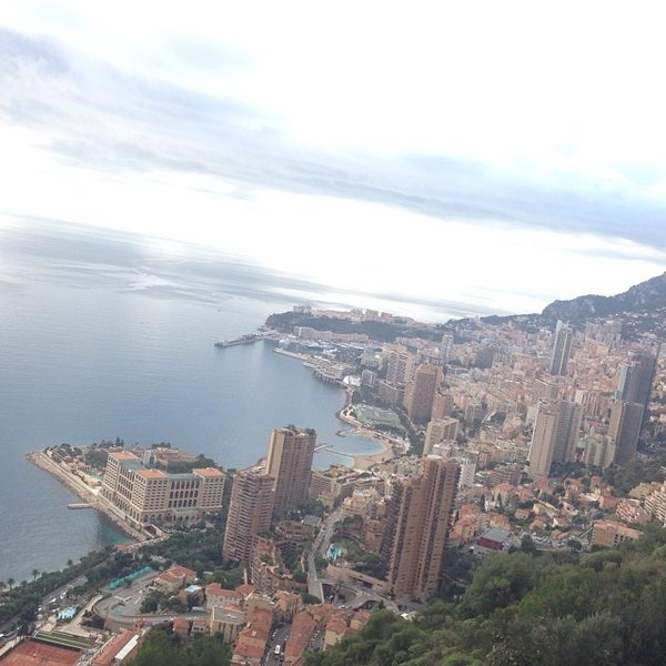 Photo taken at Monte-Carlo Country Club by Alexandra S. on 1/1/2014