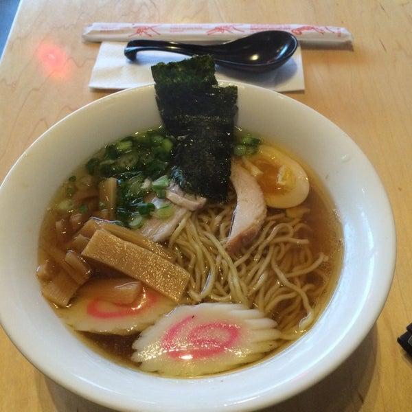 Photo taken at Samurai Noodle by Bradley A. E. on 11/24/2014