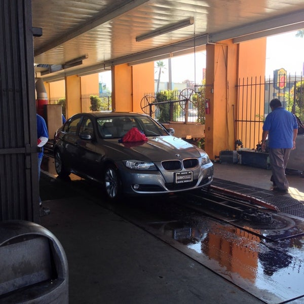 Photo taken at Handy J Car Wash by Brian M. on 10/19/2013