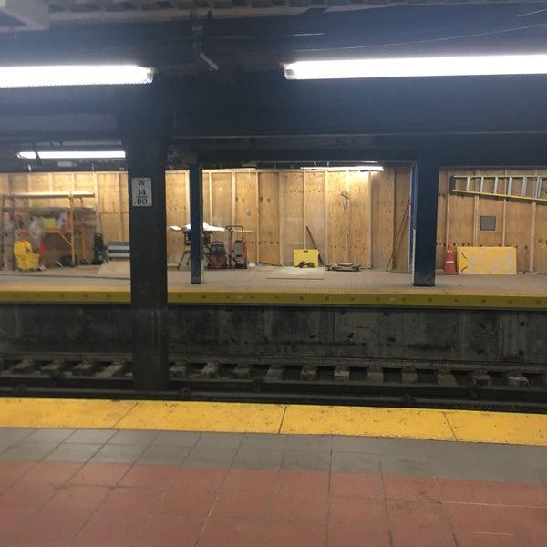 Photo taken at SEPTA MFL/TRL 15th Street Station by Charles M. on 8/8/2017
