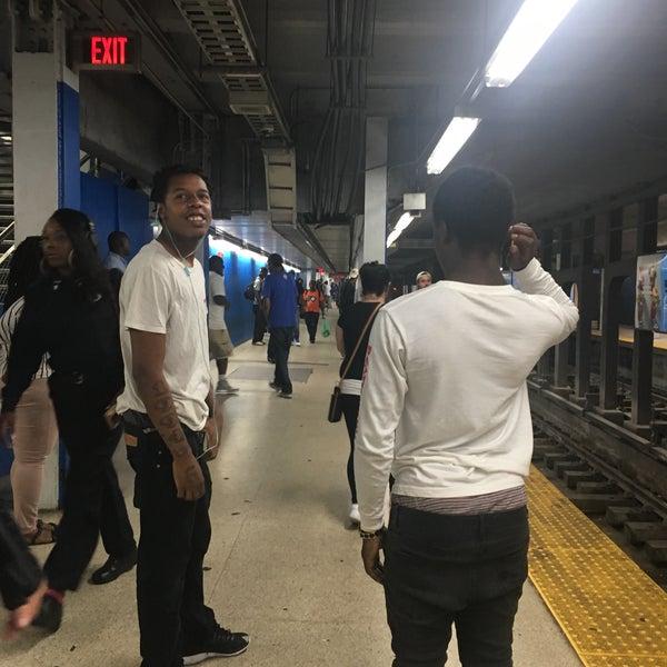 Photo taken at SEPTA MFL/TRL 15th Street Station by Charles M. on 6/17/2017