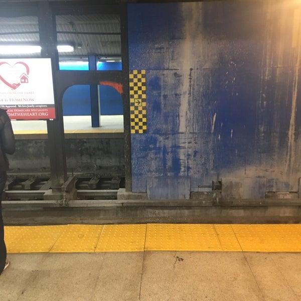 Photo taken at SEPTA MFL/TRL 15th Street Station by Charles M. on 7/23/2017