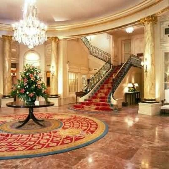 Hotel ritz retiro plaza de la lealtad 5 for Grand hotel de paris madrid