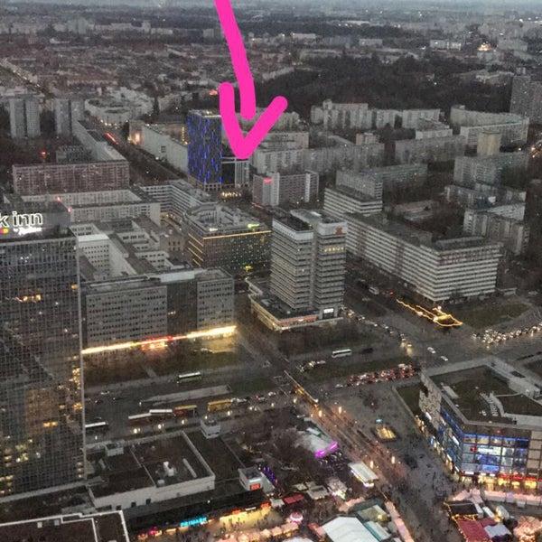 Hotel Ibis Budget Berlin Alexanderplatz