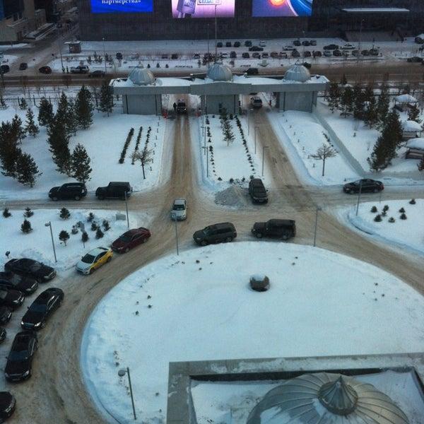 2/27/2013 tarihinde altek r.ziyaretçi tarafından Rixos President Astana'de çekilen fotoğraf