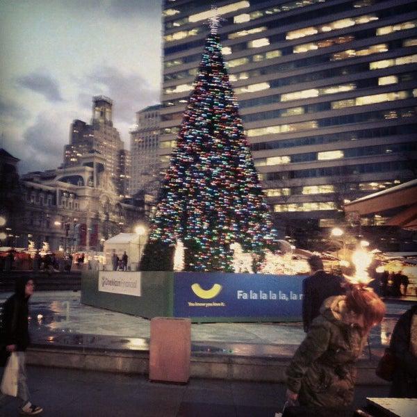 Das Foto wurde bei Christmas Village von Anthony T. am 12/19/2012 aufgenommen