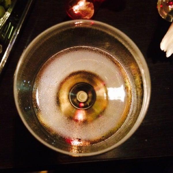 Photo taken at Imago Restaurant by Gine M. on 11/18/2014