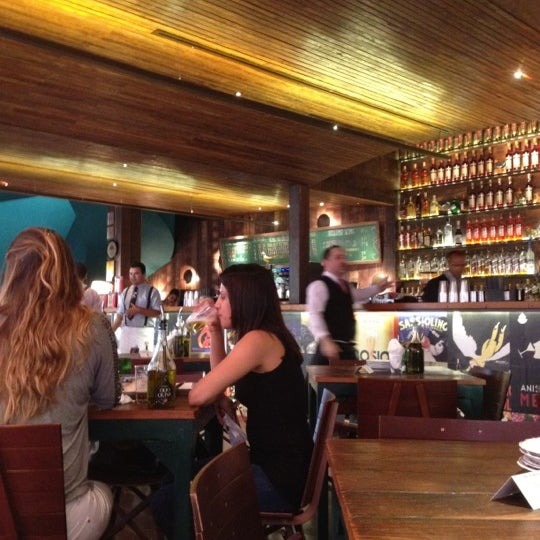 Photo taken at Bottega Bottagallo by Fernando L. on 11/18/2012