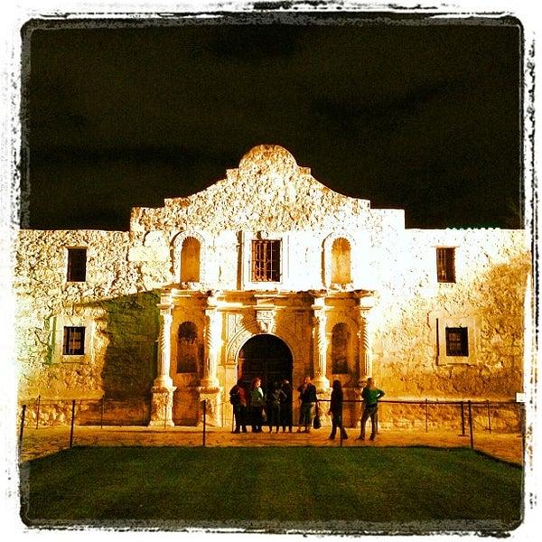 Photo taken at The Alamo by Naoki T. on 2/18/2013