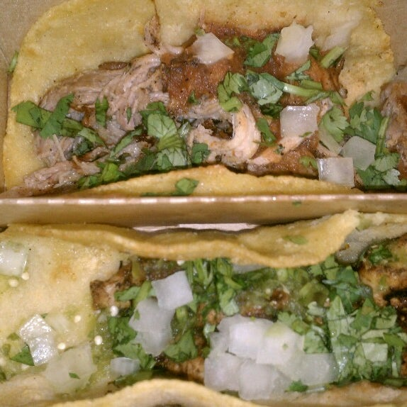 Loved the carne asada tacos - its a must order. found my new fave taco place