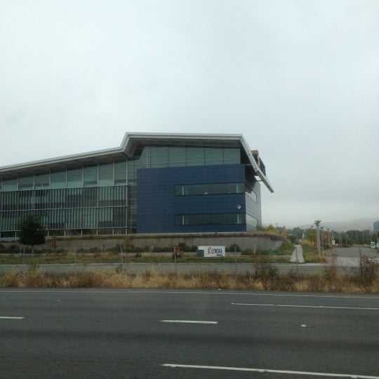 Photo taken at Solyndra by Traci D. on 10/29/2012