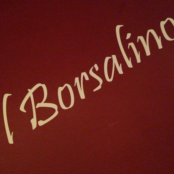 Foto tirada no(a) il Borsalino Ristorante por Heloisa M. em 3/8/2014