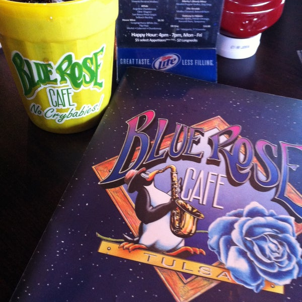 Blue rose cafe