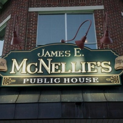 Photo taken at James E. McNellie's Public House by Lori W. on 11/17/2012