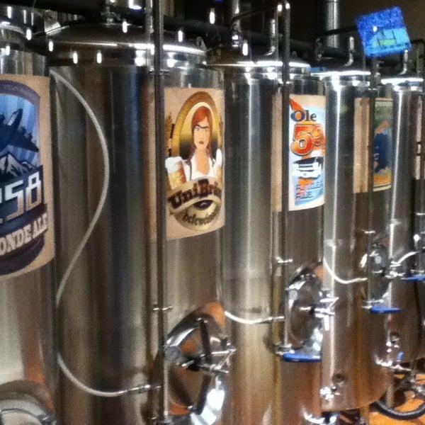 Photos At Colorado Mountain Brewery