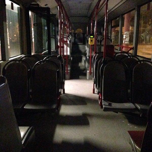 Foto scattata a Terminal Bus Anagnina da Tanya K. il 12/15/2016