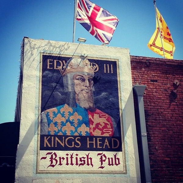 Photo taken at Ye Olde King's Head by Scott H. on 4/19/2013