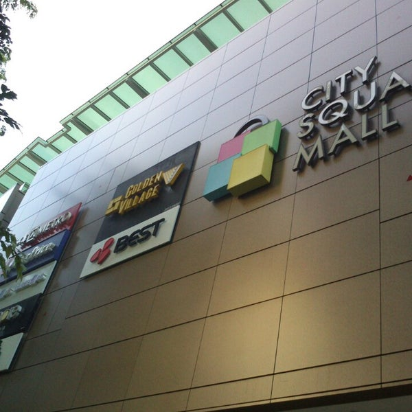 Photo taken at City Square Mall by Rizal R. on 6/1/2013
