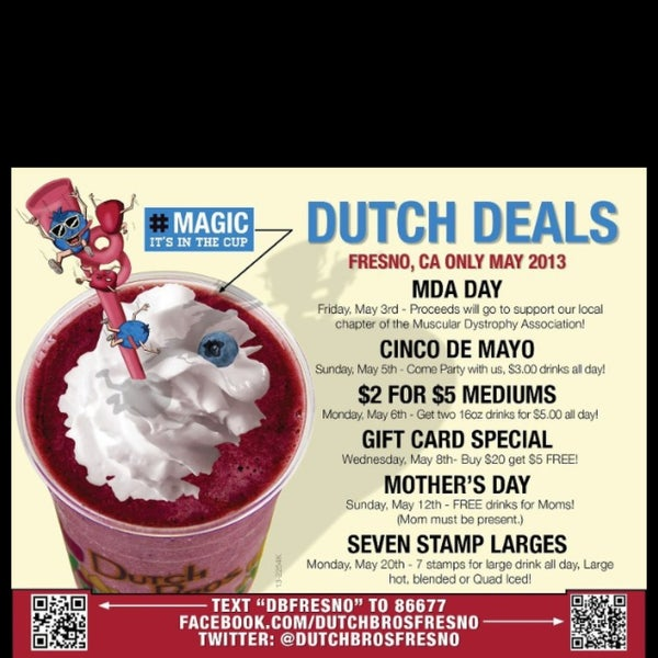 Photo taken at Dutch Bros. Coffee by Malis on 5/5/2013