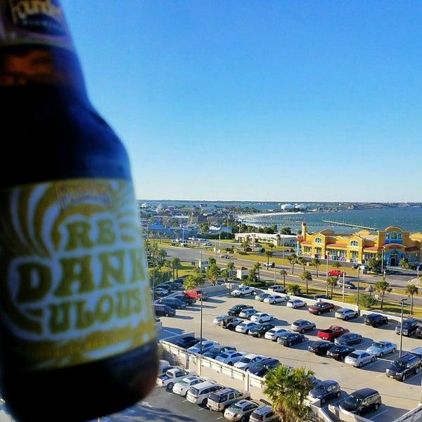 Photo taken at Hilton Pensacola Beach by Brandon S. on 11/19/2016