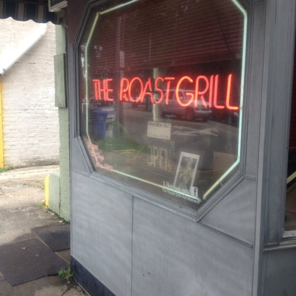 Photo taken at The Roast Grill by Mary C. on 8/12/2014
