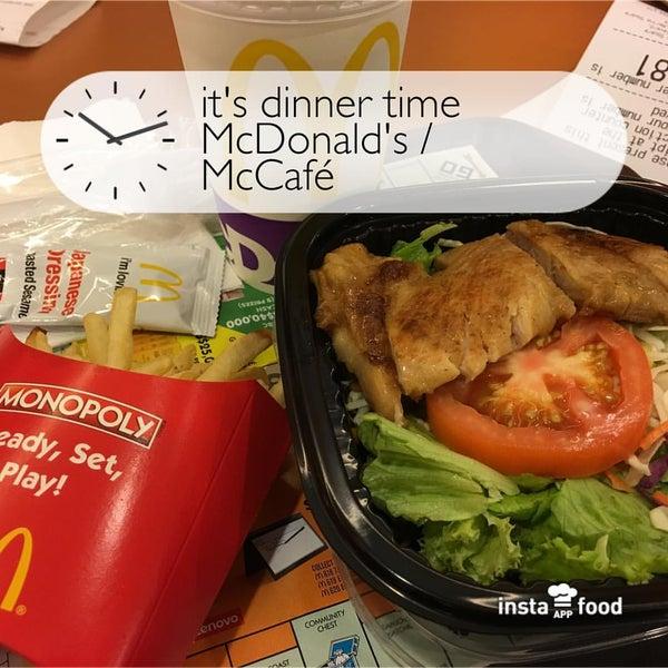 Photo taken at McDonald's / McCafé by Alan T. on 11/5/2016