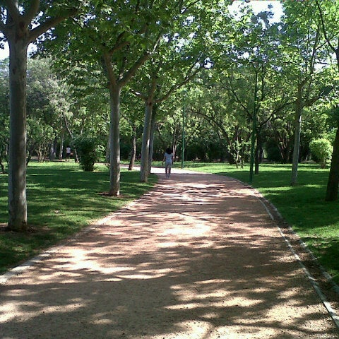Circuito Parque Cruz Conde Cordoba : Parque cruz conde ciudad jardín córdoba andalucía