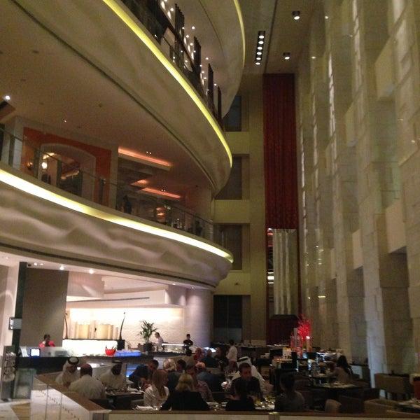 Photo taken at Shangri-La Hotel by Jennifer F. on 5/14/2013