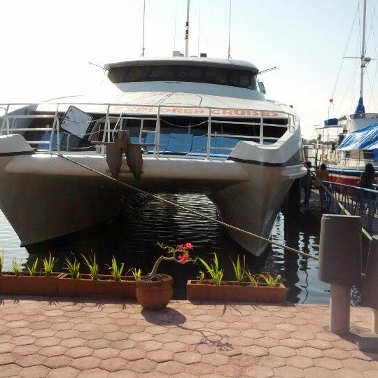 9/16/2012에 Yunanto W.님이 Bali Hai Cruises에서 찍은 사진