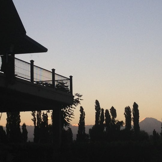 Photo taken at Dominio del Plata Winery by Angela A. on 12/15/2012