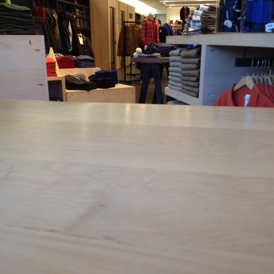 Photo taken at Gap by Brandan M. on 11/14/2012