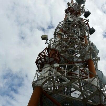 Photo taken at Globe Telecom IT Plaza by Rashad O. on 12/5/2012