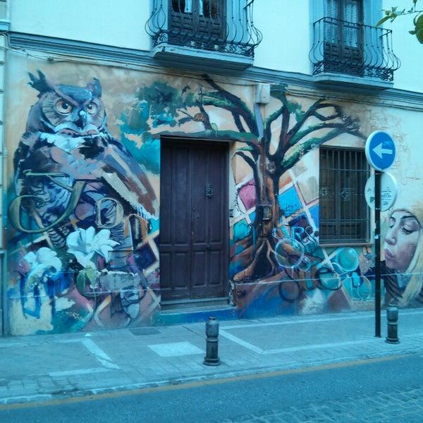 Photo taken at Realejo (Barrio del) by raolbaletco on 6/8/2013
