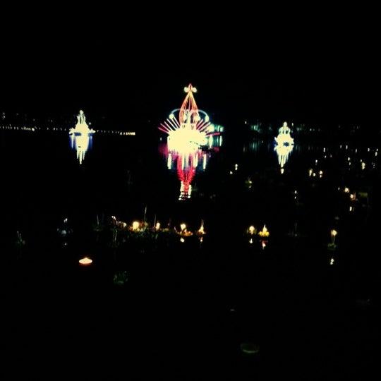 Photo taken at Dusit Thani Laguna Phuket by Madua A. on 11/28/2012