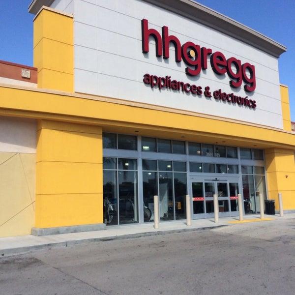 Hhgregg ahora cerrado tienda de electronica for Hhgregg san diego