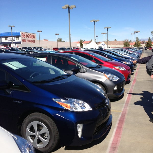 Attractive Photo Taken At AutoNation Toyota Las Vegas By Chris T. On 2/12/
