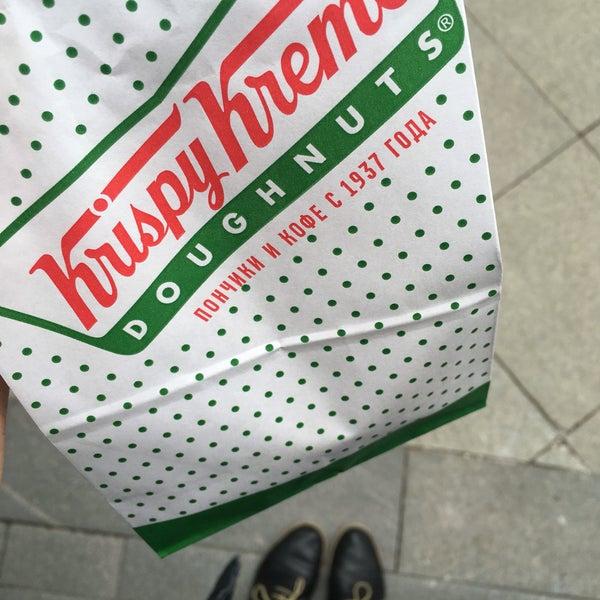 Снимок сделан в Krispy Kreme пользователем Irene R. 5/31/2017