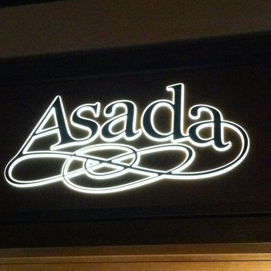 Photo taken at Asada by Dean G. on 9/22/2012
