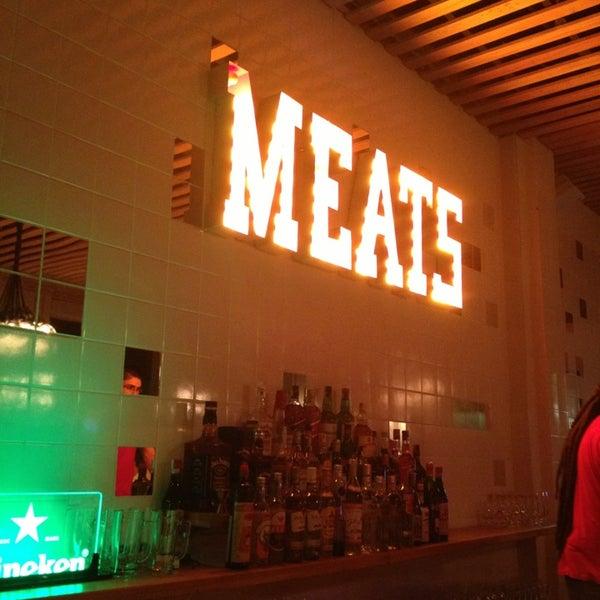 Foto tirada no(a) Meats por Finaga em 1/5/2013