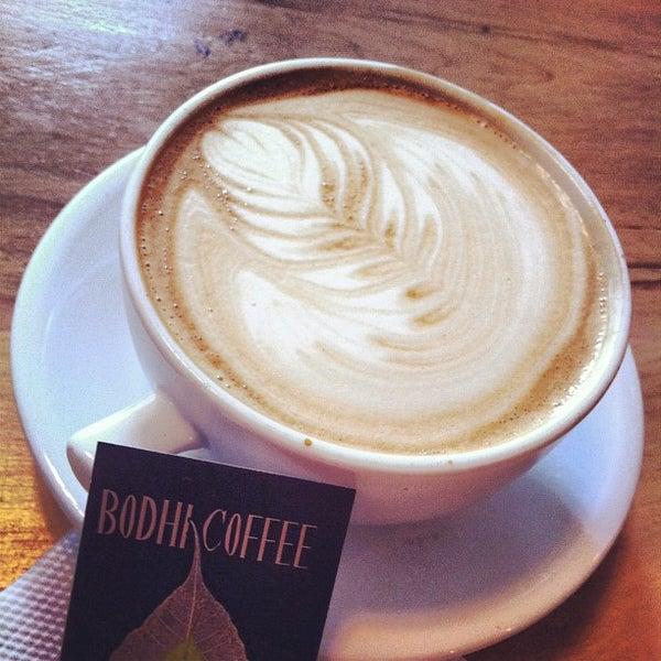 Photo taken at Bodhi Coffee by Rick B. on 7/31/2013