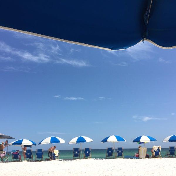 Photo taken at Hilton Pensacola Beach by Kristy S. on 7/8/2016