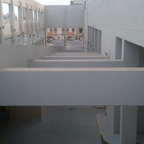Photo taken at Mushrif Mall by Errolmot I. on 4/22/2013