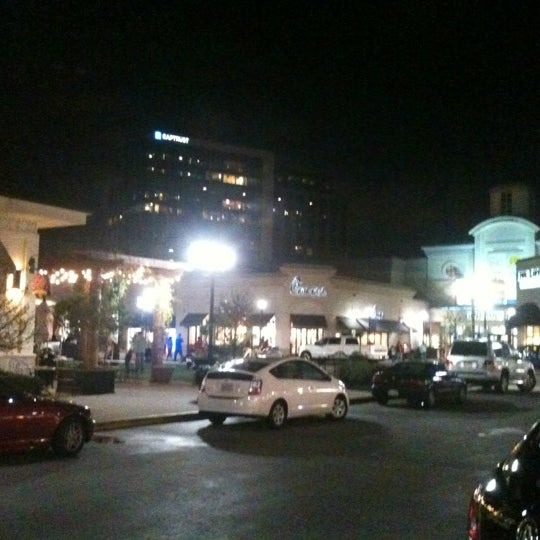 Photo taken at North Hills Shopping Center by April J. on 10/27/2012