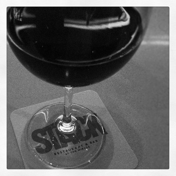 Photo taken at STACK Restaurant & Bar by Jessica C. on 12/5/2012