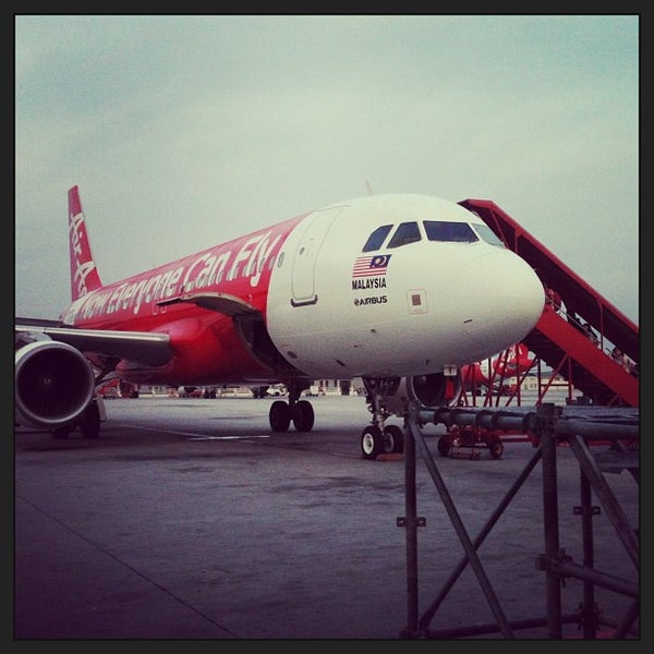 Photo taken at Polonia International Airport (MES) by Childish B. on 4/5/2013