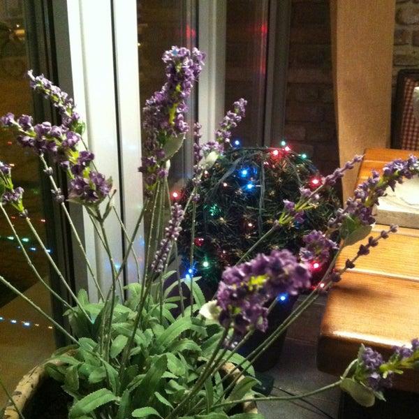 Снимок сделан в Cafeletto пользователем Elena M. 12/19/2012