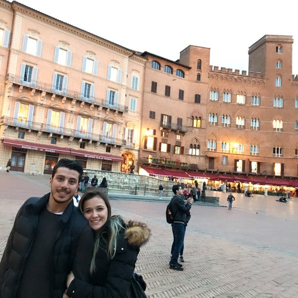 Photo taken at Siena by Okan on 11/9/2017